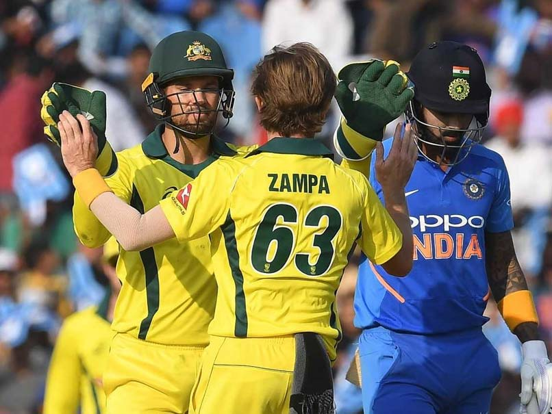 Live Streaming Cricket India vs Australia 1st ODI: When And Where To Watch | Cricket News