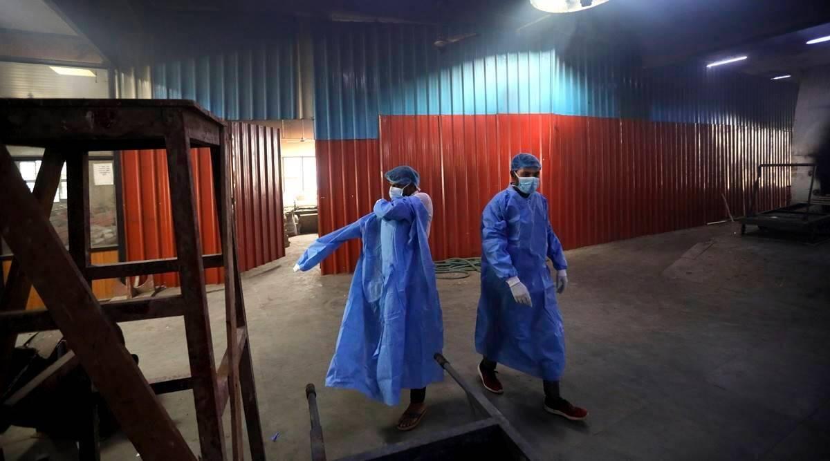 Photo of 4 bodies in single hearse prompts additional crematorium in Gandhinagar