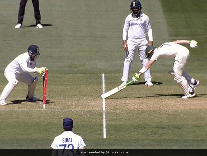 AUS vs IND: Third Umpire's Contentious Run-Out Call Causes A Stir On Twitter | Cricket News
