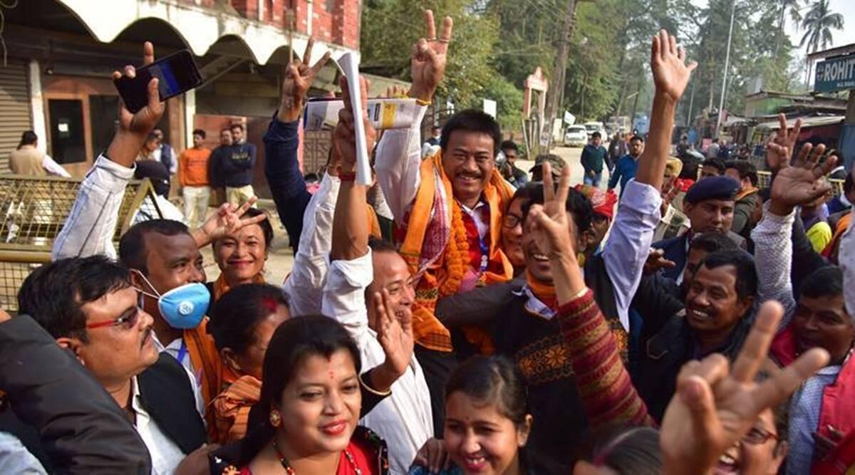 Assam local polls: UPPL-BJP-GSP alliance proves strength in BTC floor test