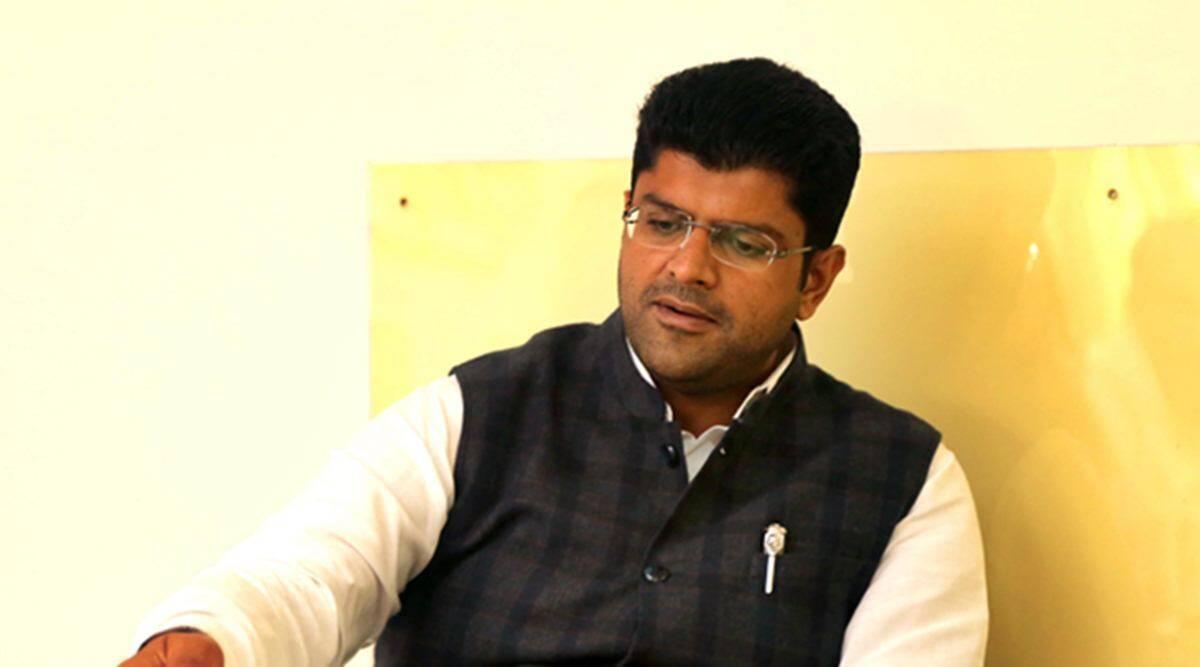Dushyant Chautala, Haryana revenue collection, Chandigarh news, Haryana news, Indian express news