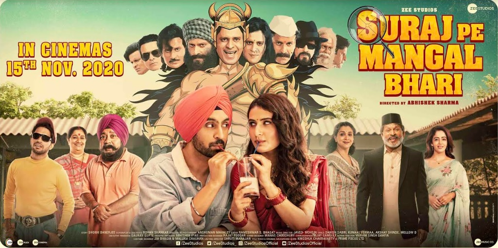 'Suraj Pe Mangal Bhari' Brings Audience Back to Silver Screen, Over 75K Ticket Sold on Day 1